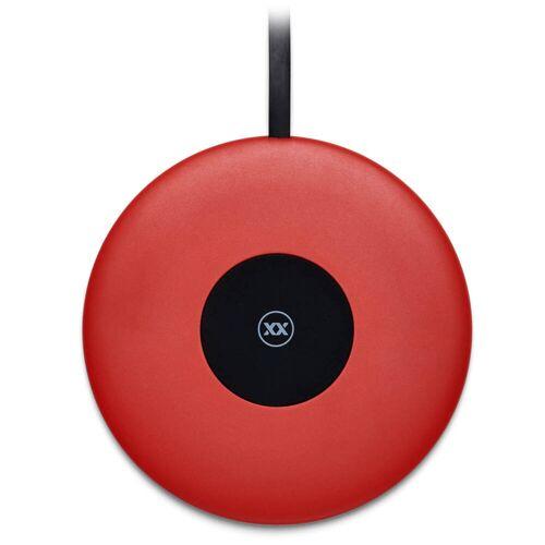 Mixx Chargespot Wireless Ladegerät – Rot