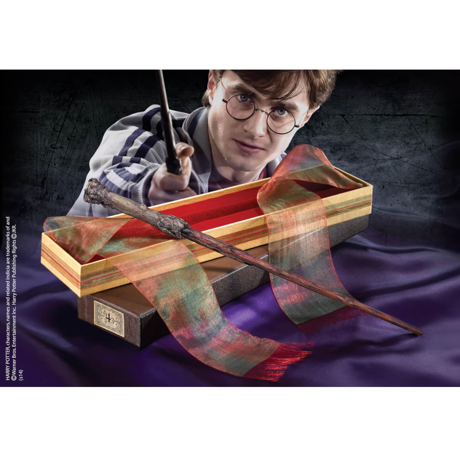 Noble Collection Harry Potter Zauberstab von Harry Potter in Ollivanders Box