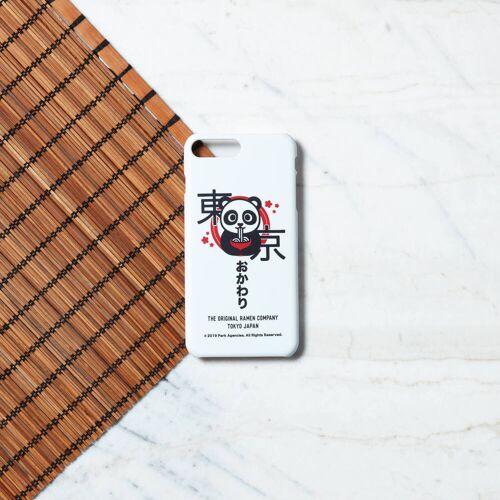 Ramen Panda Handyhülle für iPhone und Android - iPhone 8 - Snap Hülle Matt
