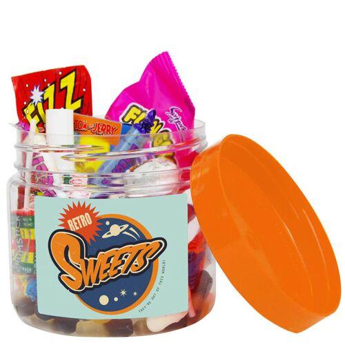Retro Süßigkeitenglas, mini