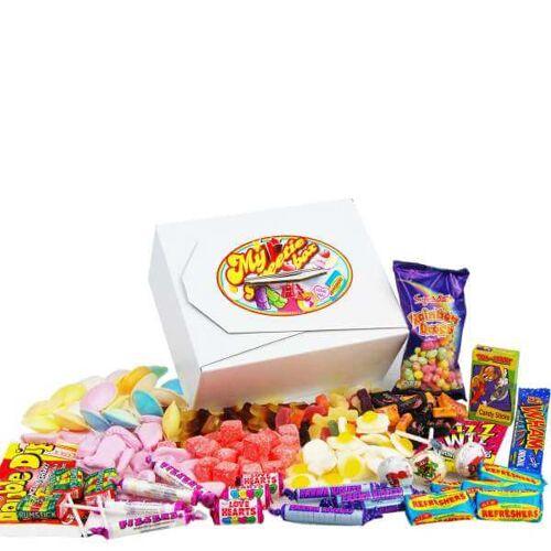 Creative Retro Süßigkeiten-Box