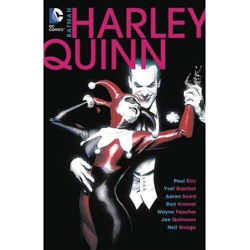 Diamond Comics DC Comics Batman: Harley Quinn Taschenbuch Bildroman