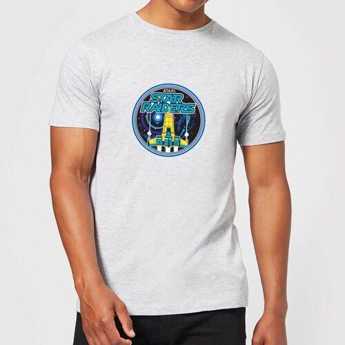 Atari Star Raiders Mens T-Shirt - Grau - 4XL - Grau