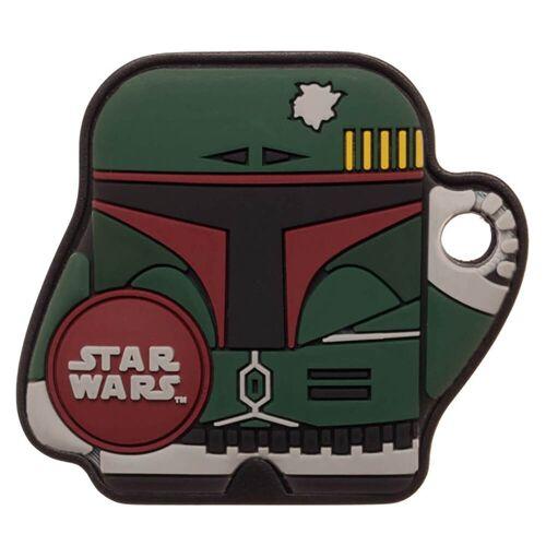 FoundMi Star Wars Bobba Fett Rubber Schlüsselfinder