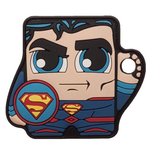 FoundMi DC Superman Gummi-Schlüsselfinder