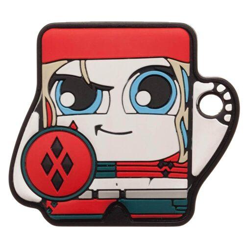FoundMi DC Harley Quinn Gummi-Schlüsselfinder