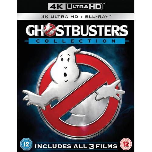 Sony Ghostbusters 1-3 - 4K Ultra HD