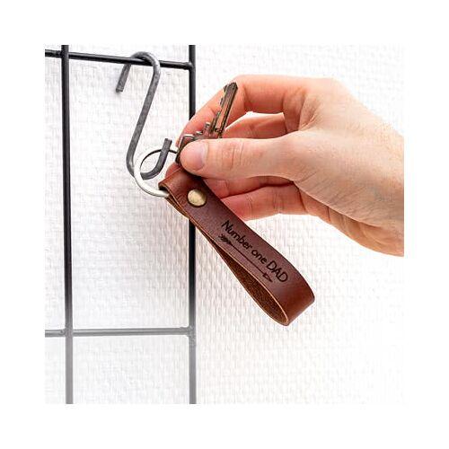 smartphoto Leder Schlüsselanhänger