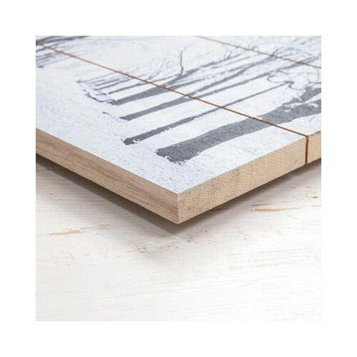 smartphoto Foto auf Holzlatten 39 x 60 cm