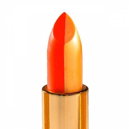 IKOS Duo Lippenstift DL8N, Apricot/Orange