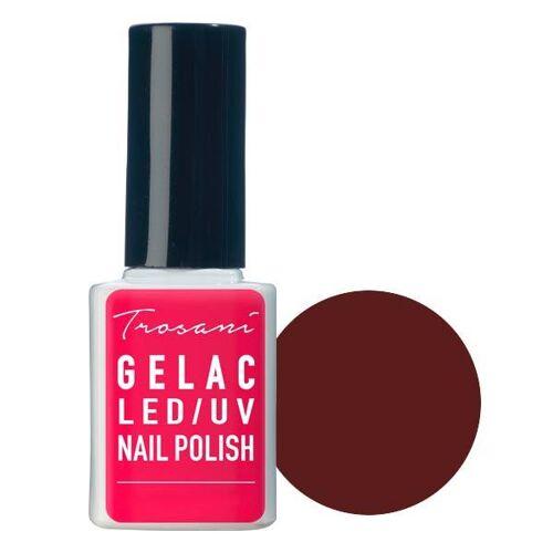 Trosani GeLac LED/UV Nail Polish Rubin Red (19), 10 ml