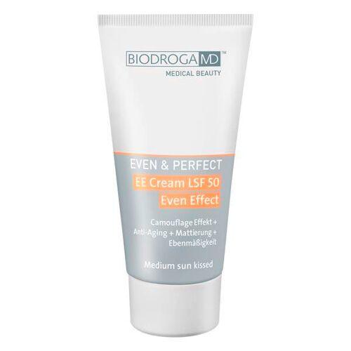 BIODROGA MD EVEN & PERFECT EE Cream LSF 50 Even Effect Medium Sun Kissed 40 ml