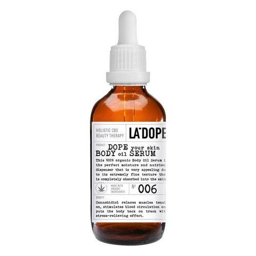 Oliveda La Dope CBD Body Oil Serum 006 100 ml