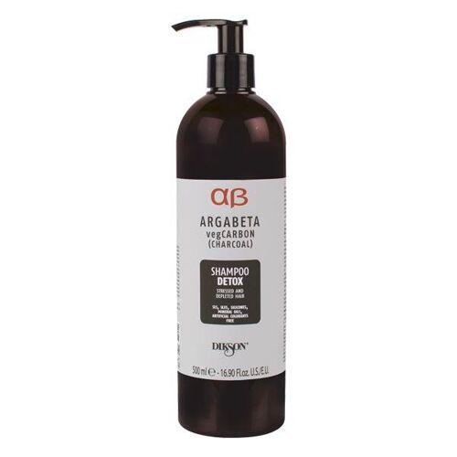 Dikson ArgaBeta vegCarbon Shampoo Detox 500 ml