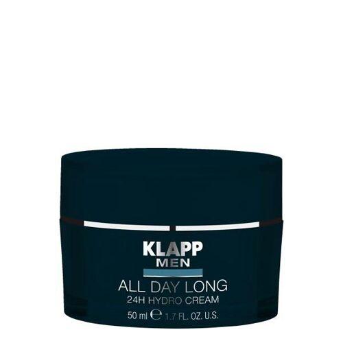KLAPP MEN Z_KLAPP MEN All Day Long - 24H Hydro Cream (DE/AT nicht GK) 50 ml