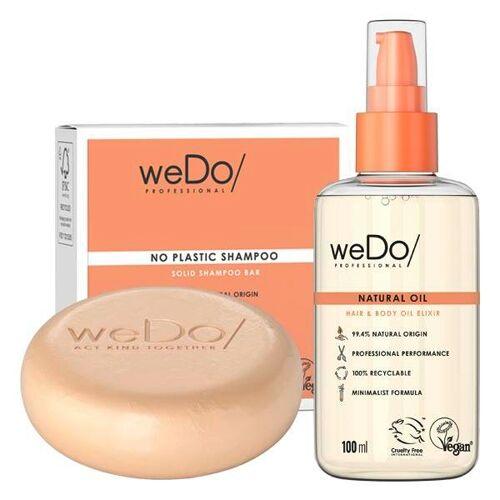weDo/ Pflegeset Wash & Care