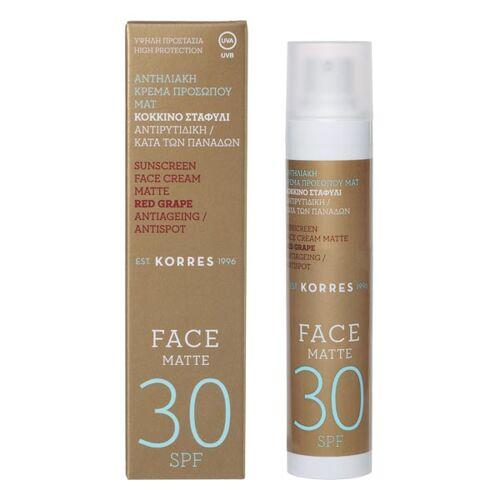 Red Grape Sunscreen Face Cream Matte 50 ml