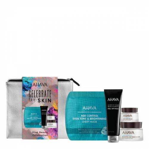 AHAVA Celebrate Your Skin Vital Beauty Celebration