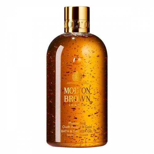 MOLTON BROWN Mesmerising Oudh Accord & Gold Bath & Shower Gel 300 ml