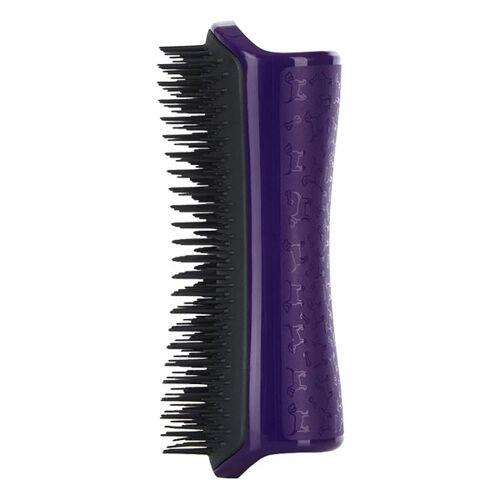 Tangle Teezer Pet Teezer Fellpflege Bürste für Hunde De-shedding Purple
