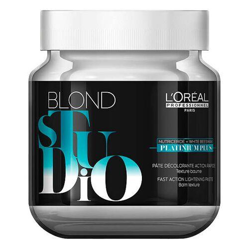 L'ORÉAL BLOND STUDIO Platinium Blondierpaste Platinium Plus, 500 g