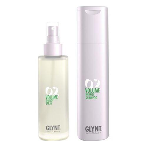 GLYNT VOLUME Energy Set (Spray 100 ml + Shampoo 250 ml)