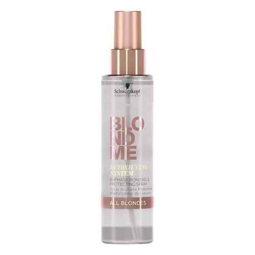 Schwarzkopf BlondMe Detoxifying System Bi-Phase Spray 150 ml