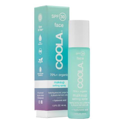 Coola Face Makeup Setting Spray SPF 30 50 ml