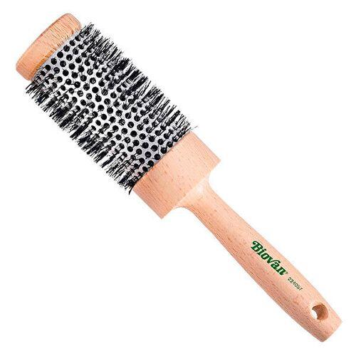 Biovan Föhn-Rundbürste mit Keramikbeschichtung Ø 55/40 mm, für langes Haar