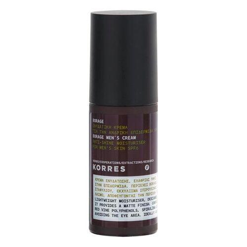 KORRES Borage SPF 6 Anti Shine Gesichtscreme 50 ml