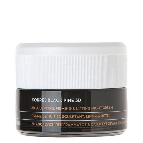 KORRES Black Pine 3D Nachtcreme 40 ml