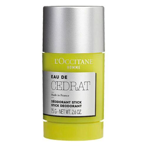L'Occitane Eau de Cedrat Homme Stick Deodorant 75 g