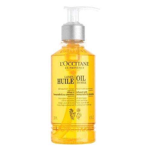 L'Occitane Öl-zu-Milch Reinigung 200 ml