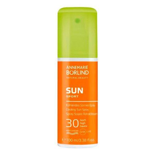 ANNEMARIE BÖRLIND SUN SPORT Kühlendes Sonnen-Spray LSF 30 100 ml