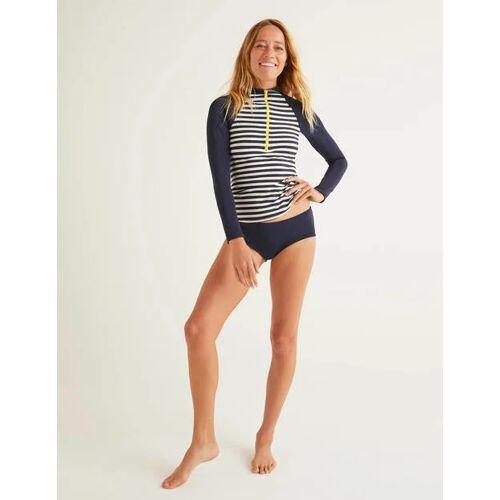 Boden Navy Bikini-Shorts Damen Boden, 46, Navy