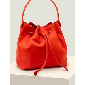 Boden Rot Octavia Tasche mit Zugband Damen Boden, Eine Größe, Orange