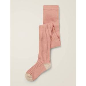 Mini Rosa Rippenstrumpfhose Baby Baby Boden, 116, Pink