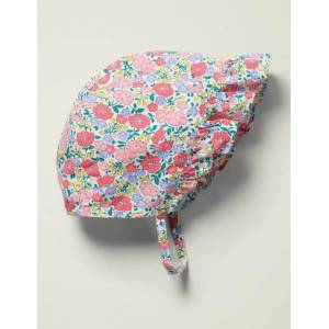 Mini Pfirsich, Pünktchen Webhaube Baby Baby Boden, 80-92, Pink