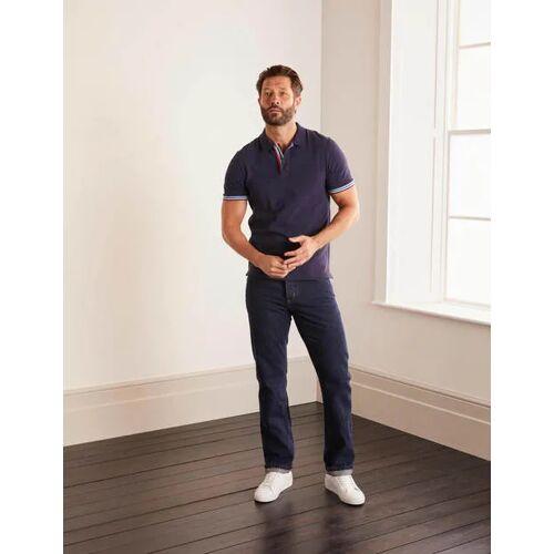 Boden Denim Jeans mit geradem Bein Herren Boden, 38 32in, Denim