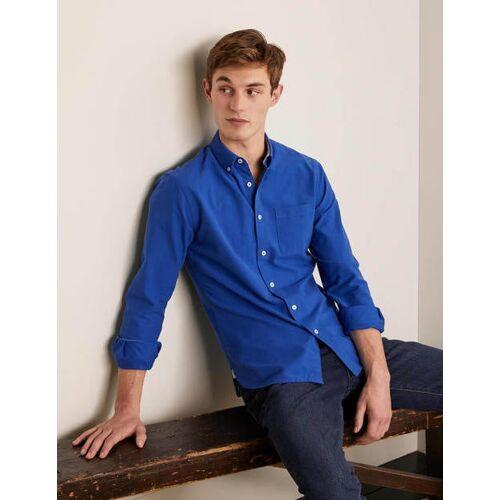 Boden Blau Modernes Oxford-Hemd Herren Boden, S, Blue
