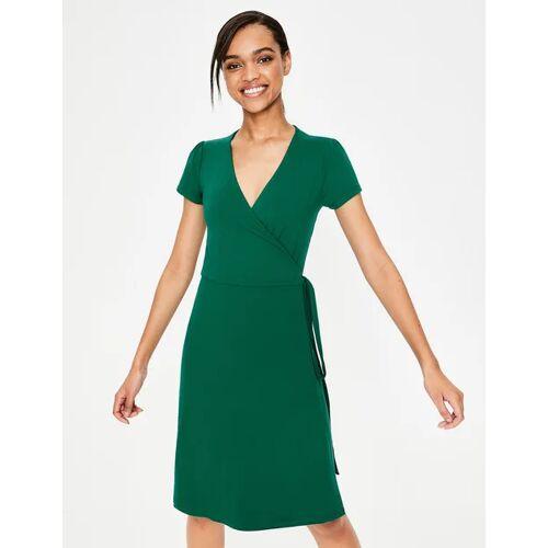 Boden Grün Sommer-Wickelkleid Damen Boden, 34 R, Green