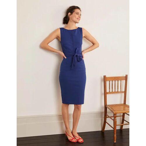 Boden Blaue Dekadenz Zeta Ponte-Kleid Damen Boden, 46 R, Blue