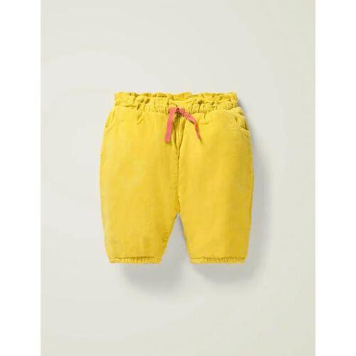 Baby Narzissengelb Cordhose Baby Baby Boden, 68, Yellow