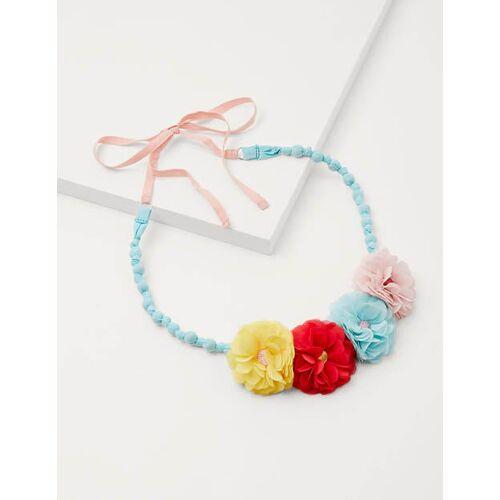 Mini Bunt, Flatternde Blumen Stoffkette Mädchen Boden, Eine Größe, Multi
