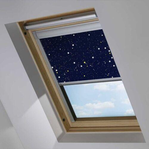 Dachfensterrollo für Roto 320 13/9, Night Sky