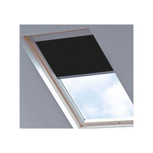 Dachfensterrollo für Dakstra M6A, Jet Black