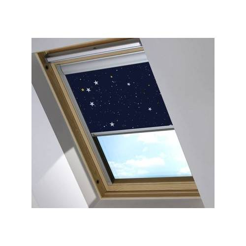 Dachfensterrollo für Roto 430 5/9, Night Sky