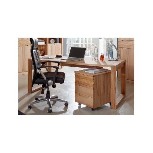 LANA Schreibtisch No.1 Amadeo, Kernbuche massiv