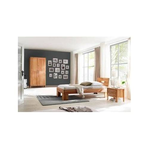 LANA Komplettschlafzimmer No.2 Homestyle, Kernbuche massiv
