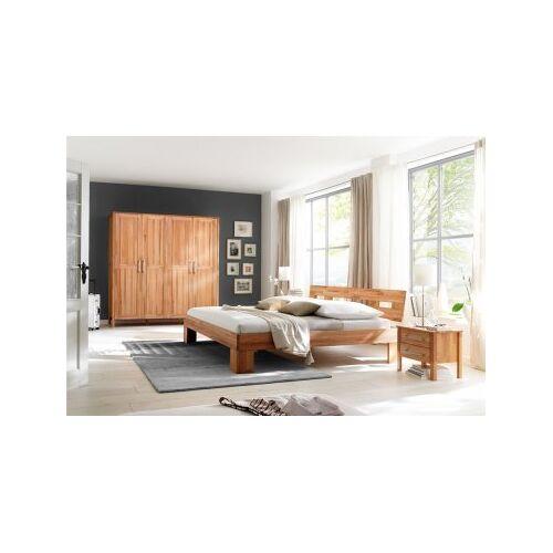 LANA Komplettschlafzimmer No.4 Homestyle, Kernbuche massiv